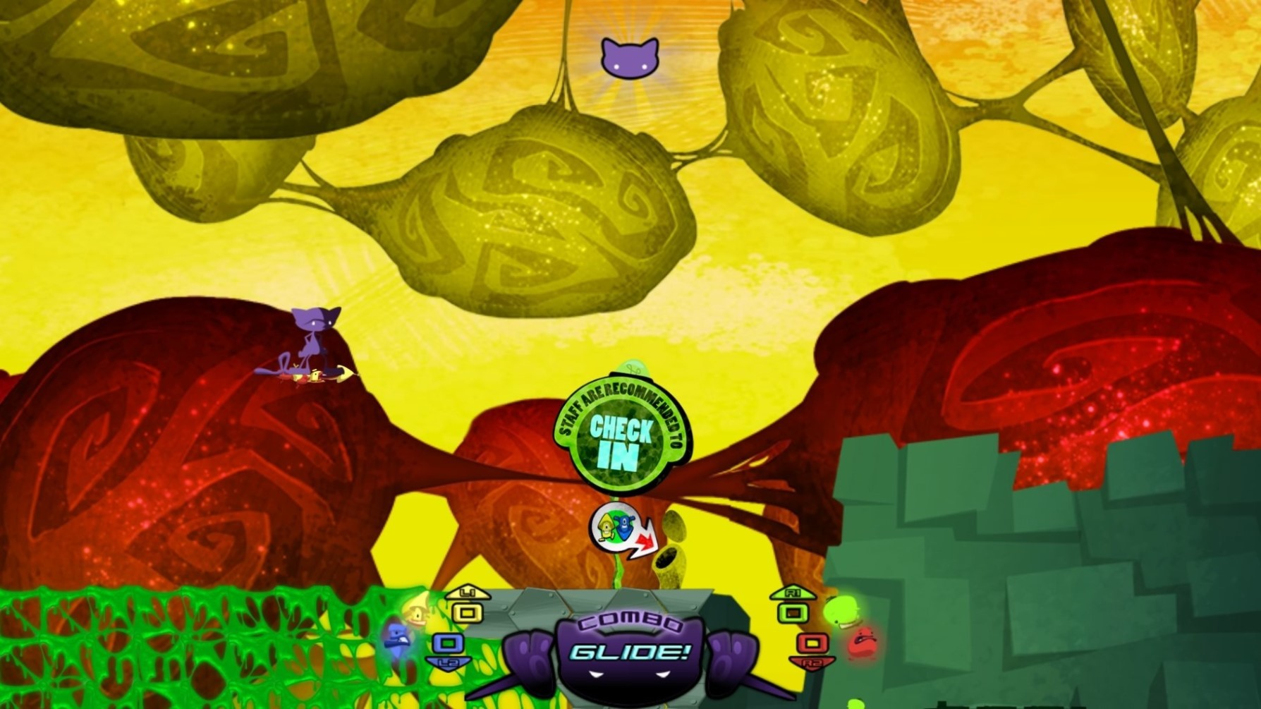 Schrodingers Cat and the Raiders of the Lost Quark Review Screenshot 1