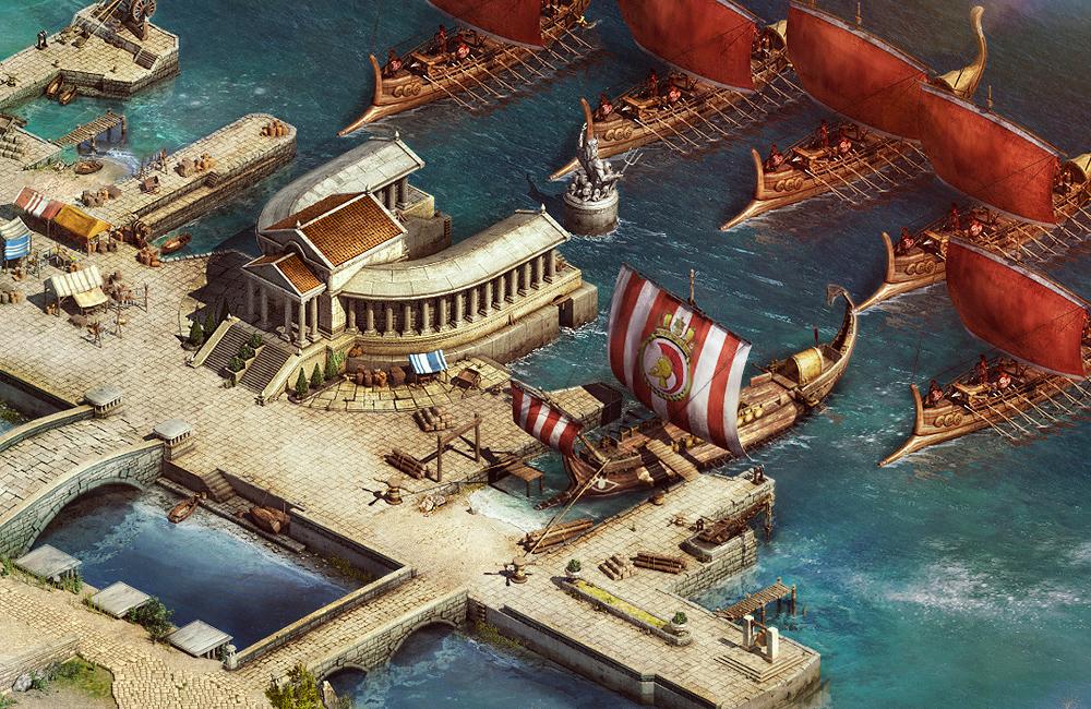Sparta War of Empires Screen 1