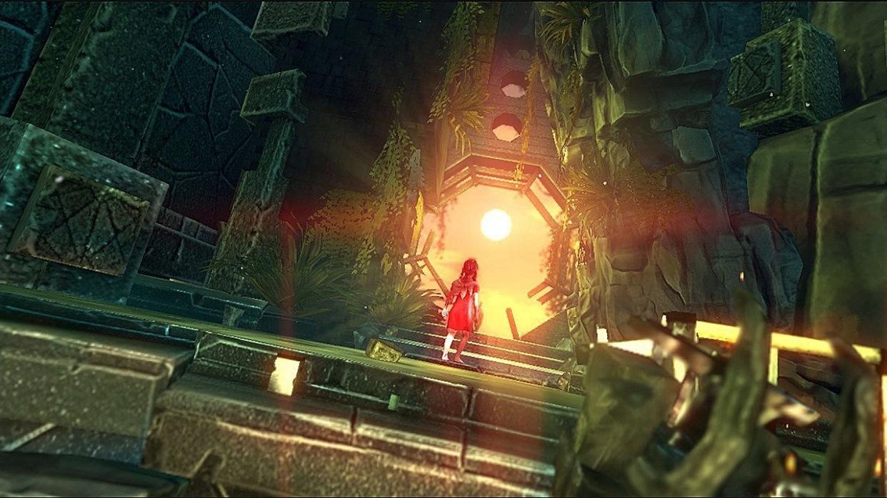 Toren PS4 Review Screen 1