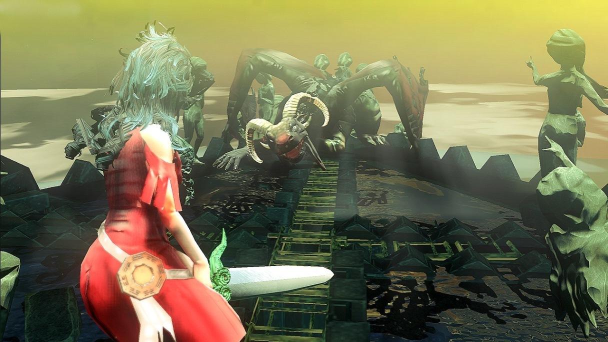 Toren PS4 Review Screen 3