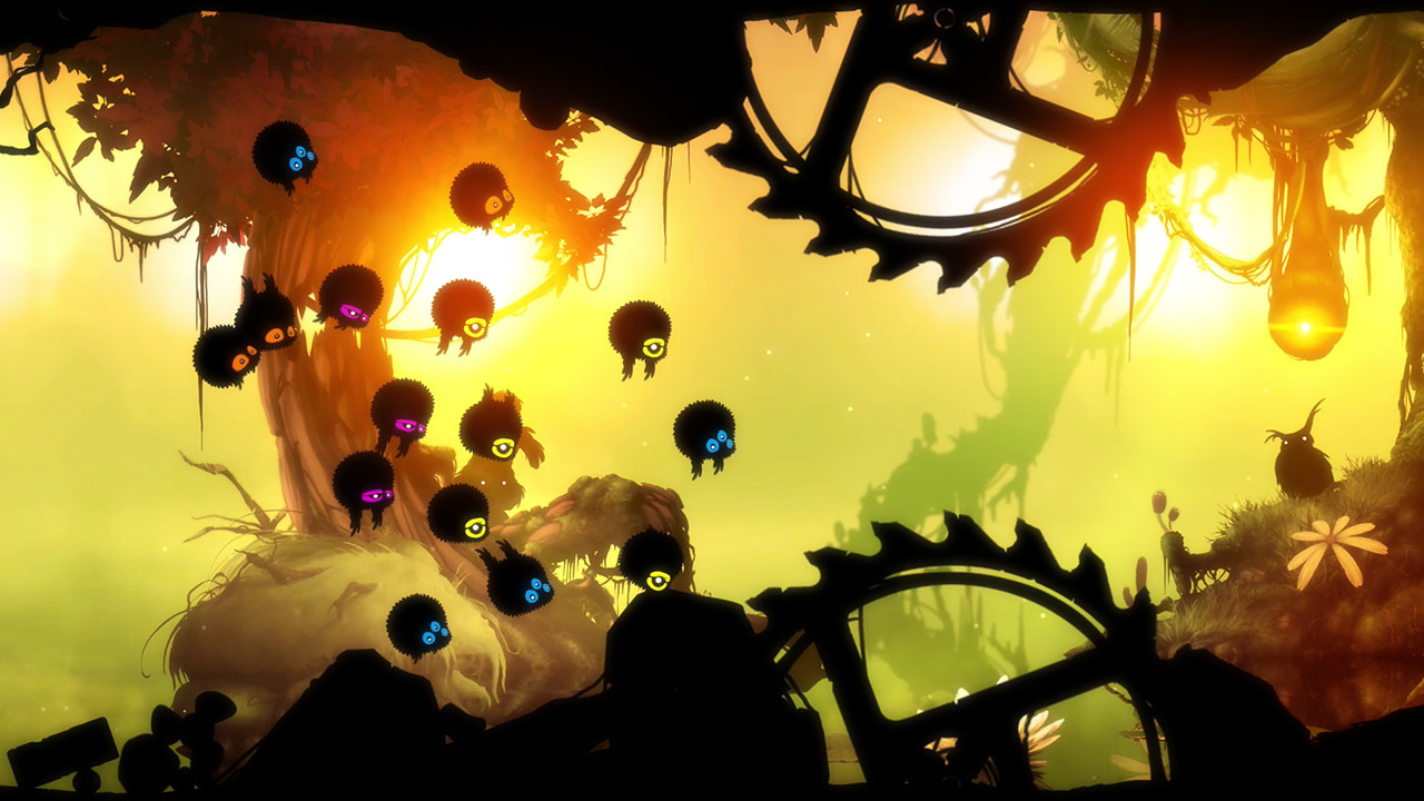 BADLAND Game of the Year Edition Review Screenshot 2