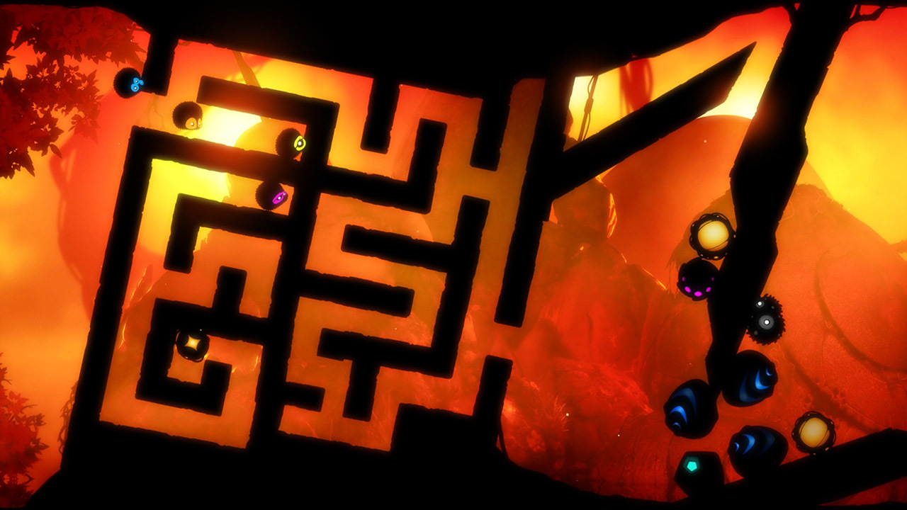 BADLAND Game of the Year Edition Review Screenshot 3