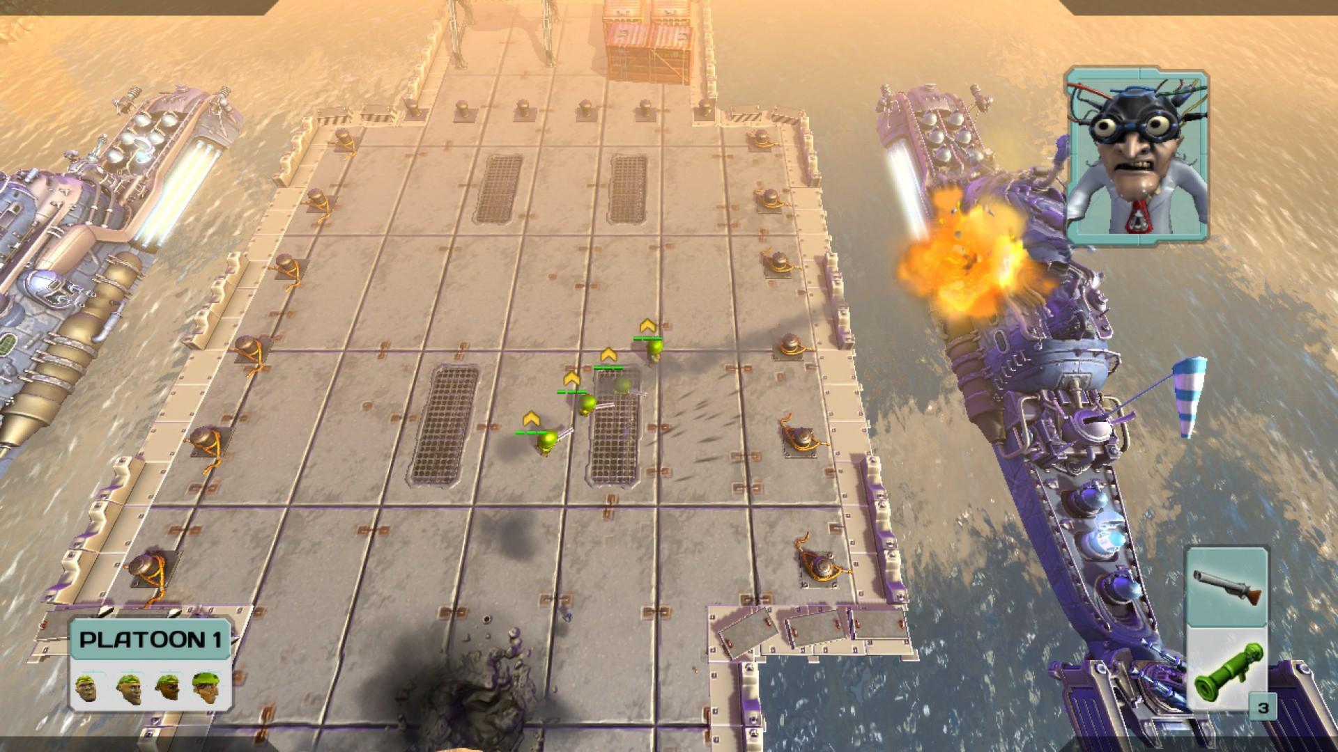 Cannon Fodder 3 Screenshot 2