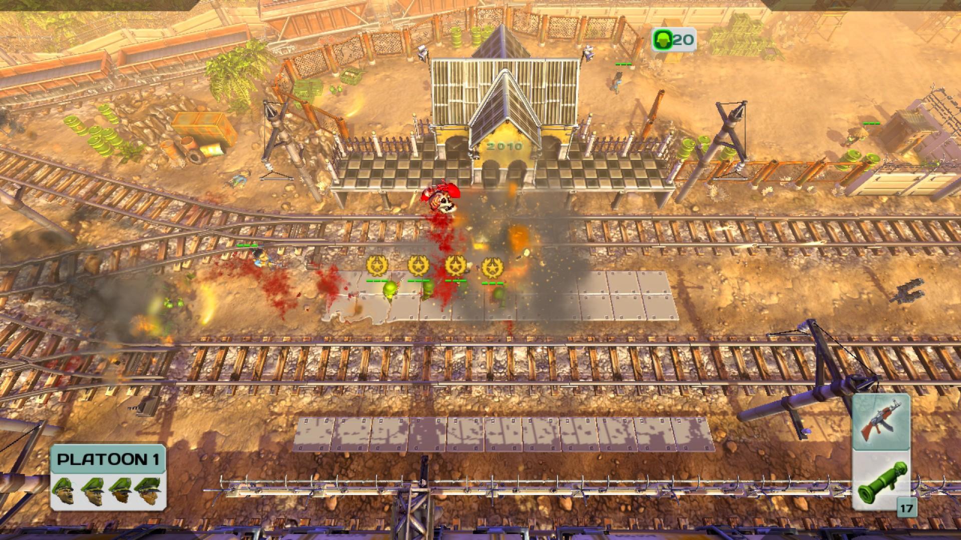 Cannon Fodder 3 Screenshot 3
