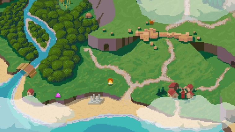 Elliot Quest 3DS Review Screenshot 2