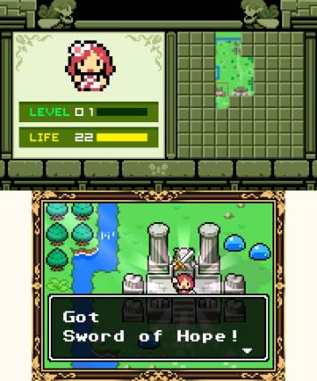 Fairune 3DS Review Screenshot 1