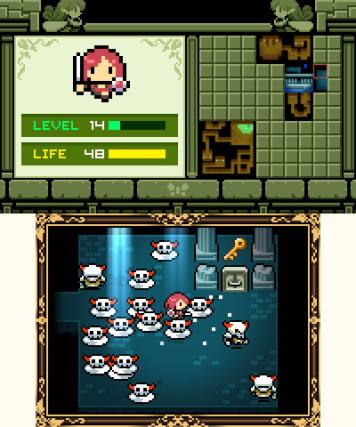 Fairune 3DS Review Screenshot 2