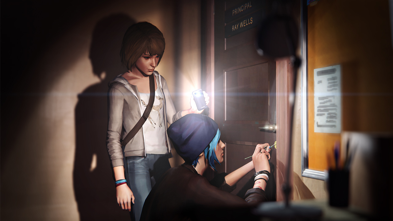 Life Is Strange Episode 3 Chaos Theory Screenshot 2