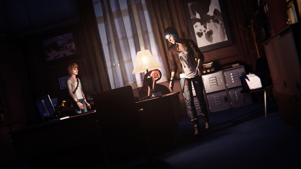 Life Is Strange Episode 3 Chaos Theory Screenshot 3