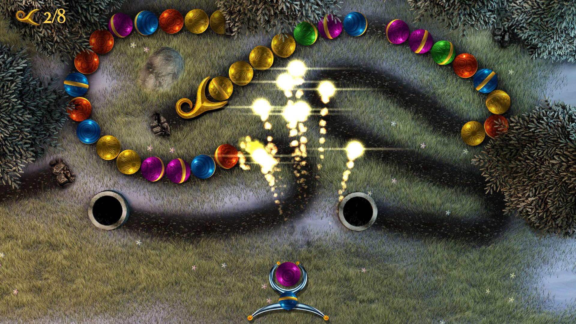 Sparkle Unleashed Screenshot 1