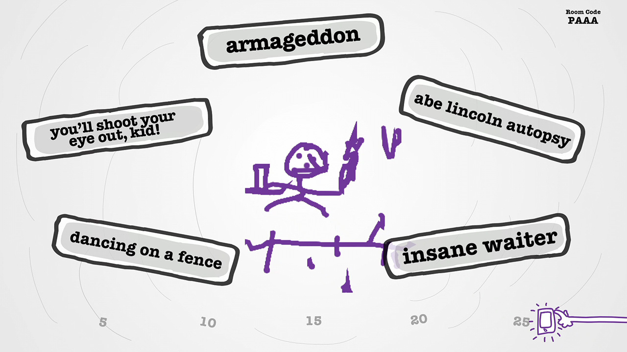 The Jackbox Party Pack Screenshot 1
