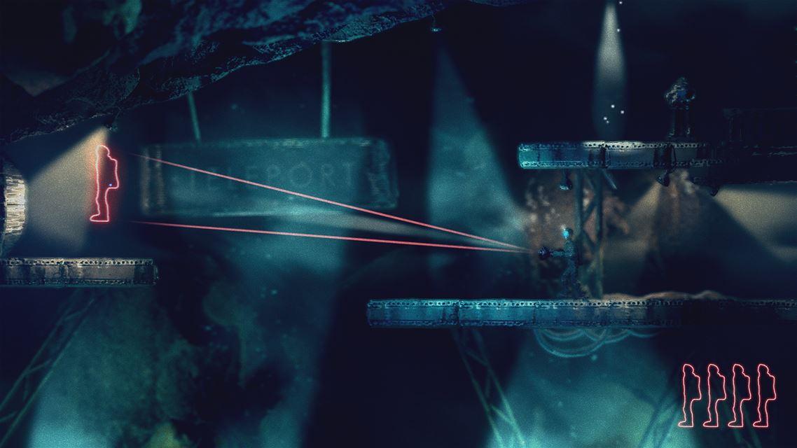 The Swapper Xbox One Screenshot 1