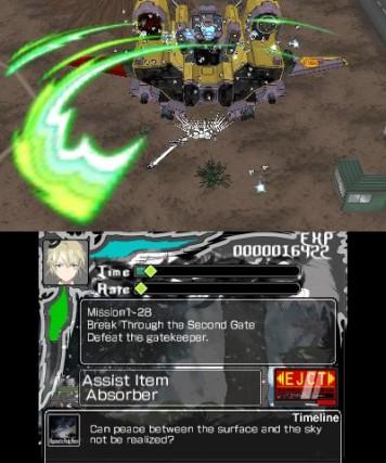 Karous The Beast Of Re-Eden 3DS Review Screenshot 2