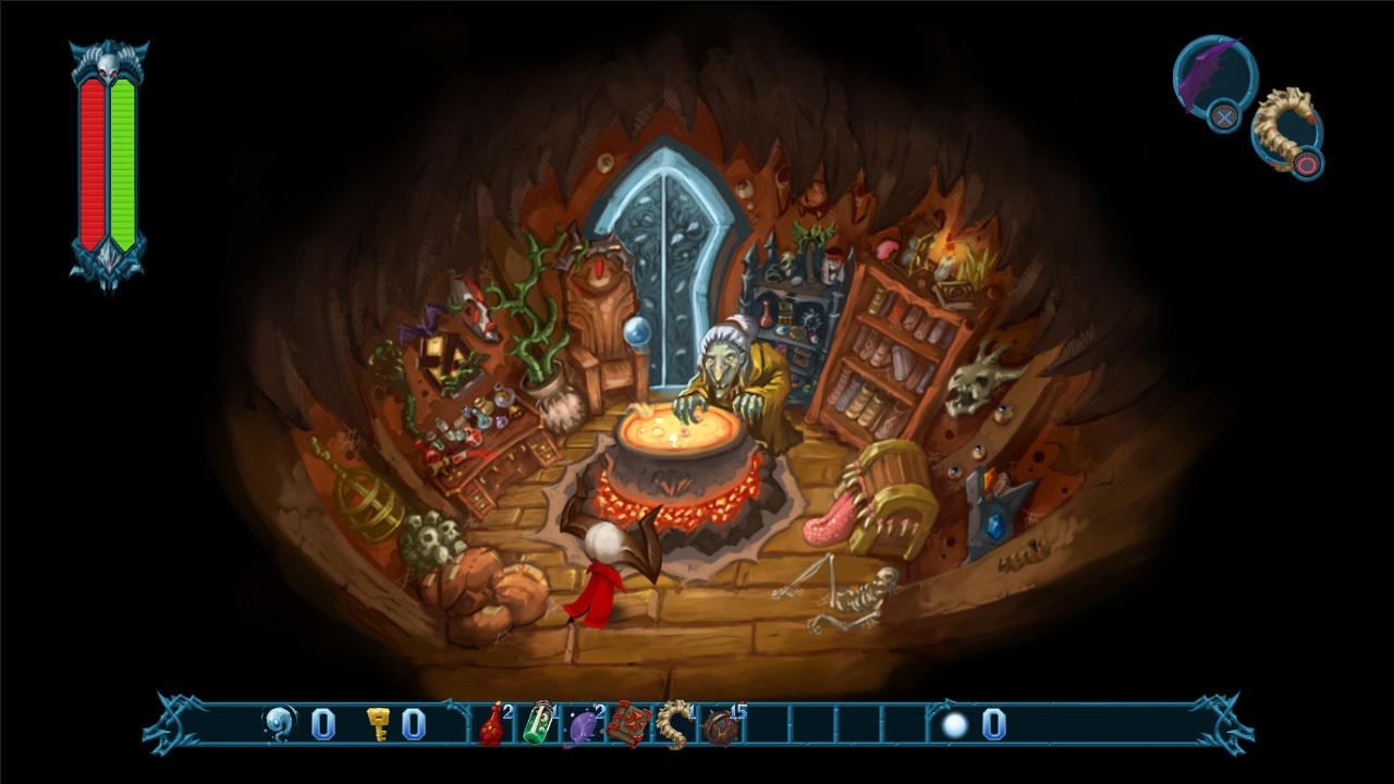 Rack N Ruin PS4 Review Screenshot 2
