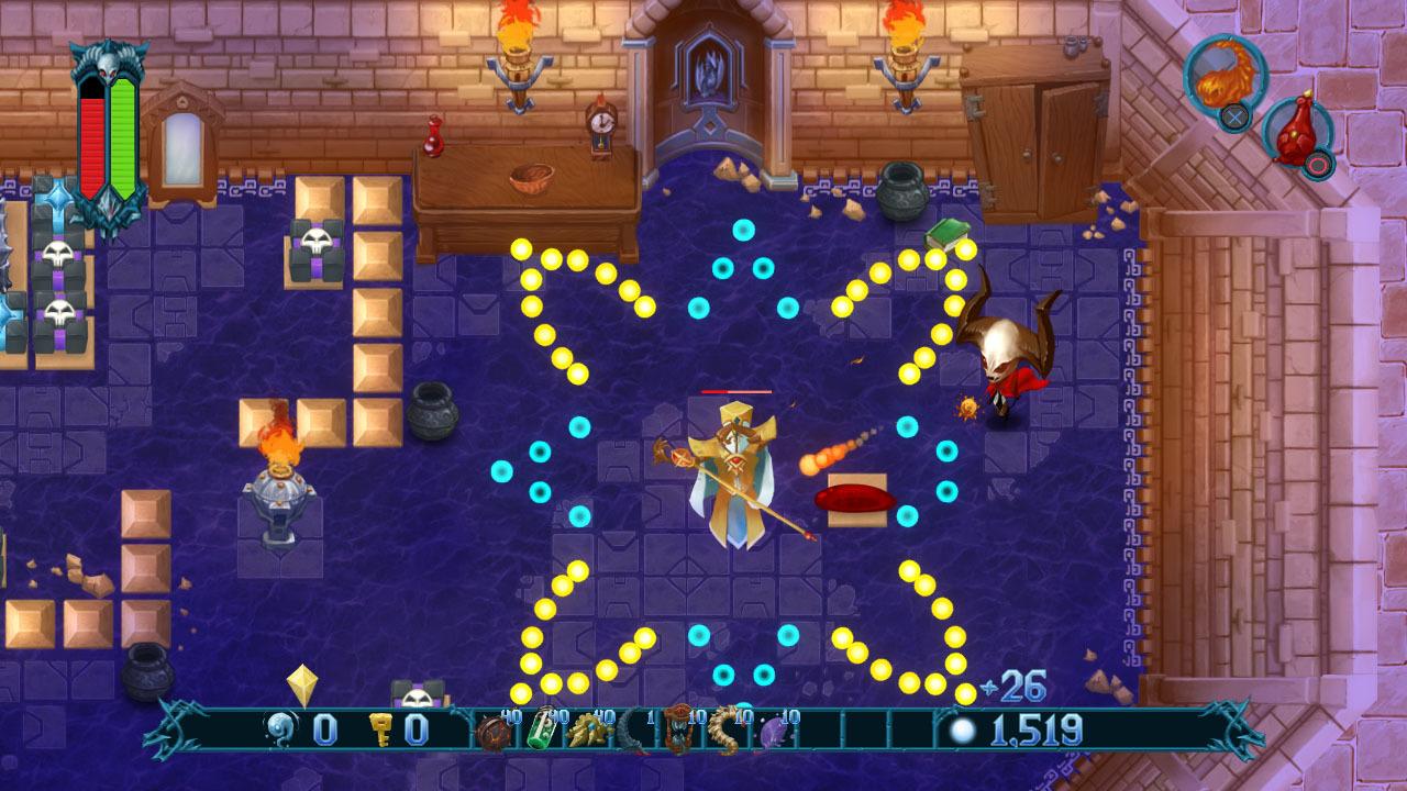 Rack N Ruin PS4 Review Screenshot 3