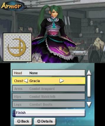 Samurai Warriors Chronicles 3 3DS Review Screenshot 3