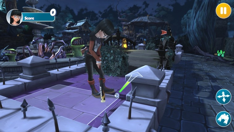 Infinite Minigolf, Infinite Minigolf Review, Minigolf, Mini Golf, Golf, Sports, Arcade, Party, Video Game, Game, Review, Reviews,
