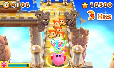 Kirby's Blowout Blast Review