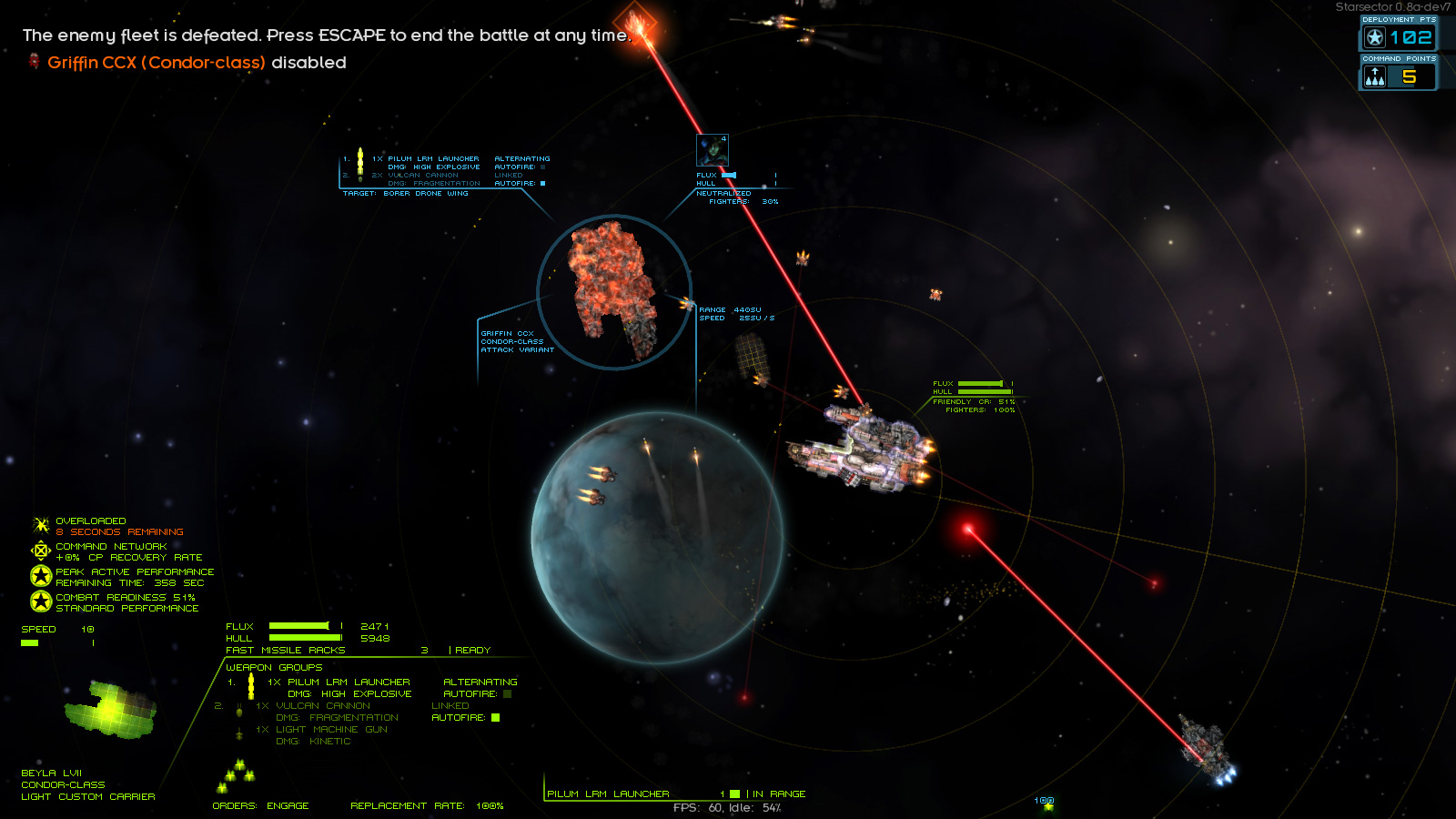 Starsector, Starsector Preview, PC, Game, RPG, Role Playing Game, Action, Adventure, Simulation, PC, Game, Preview, Review, Preview