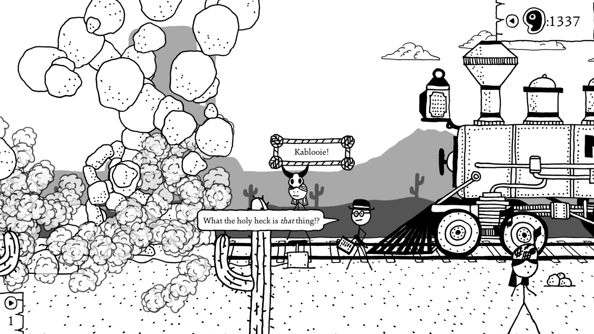 West of Loathing, West of Loathing Review, PC, Adventure, Indie, RPG, Steam, Game, Review, Reviews, Asymmetric,