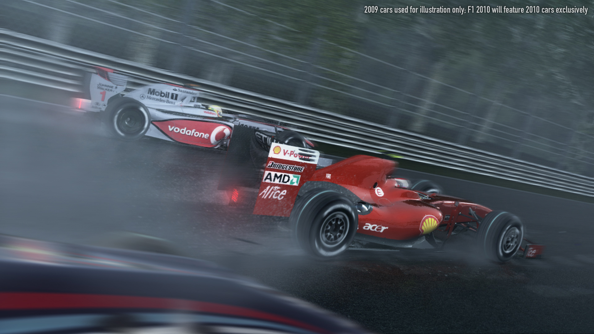 F1 2010 Screen 2