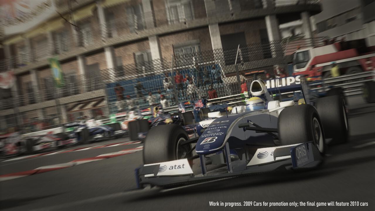 F1 2010 Screen 3