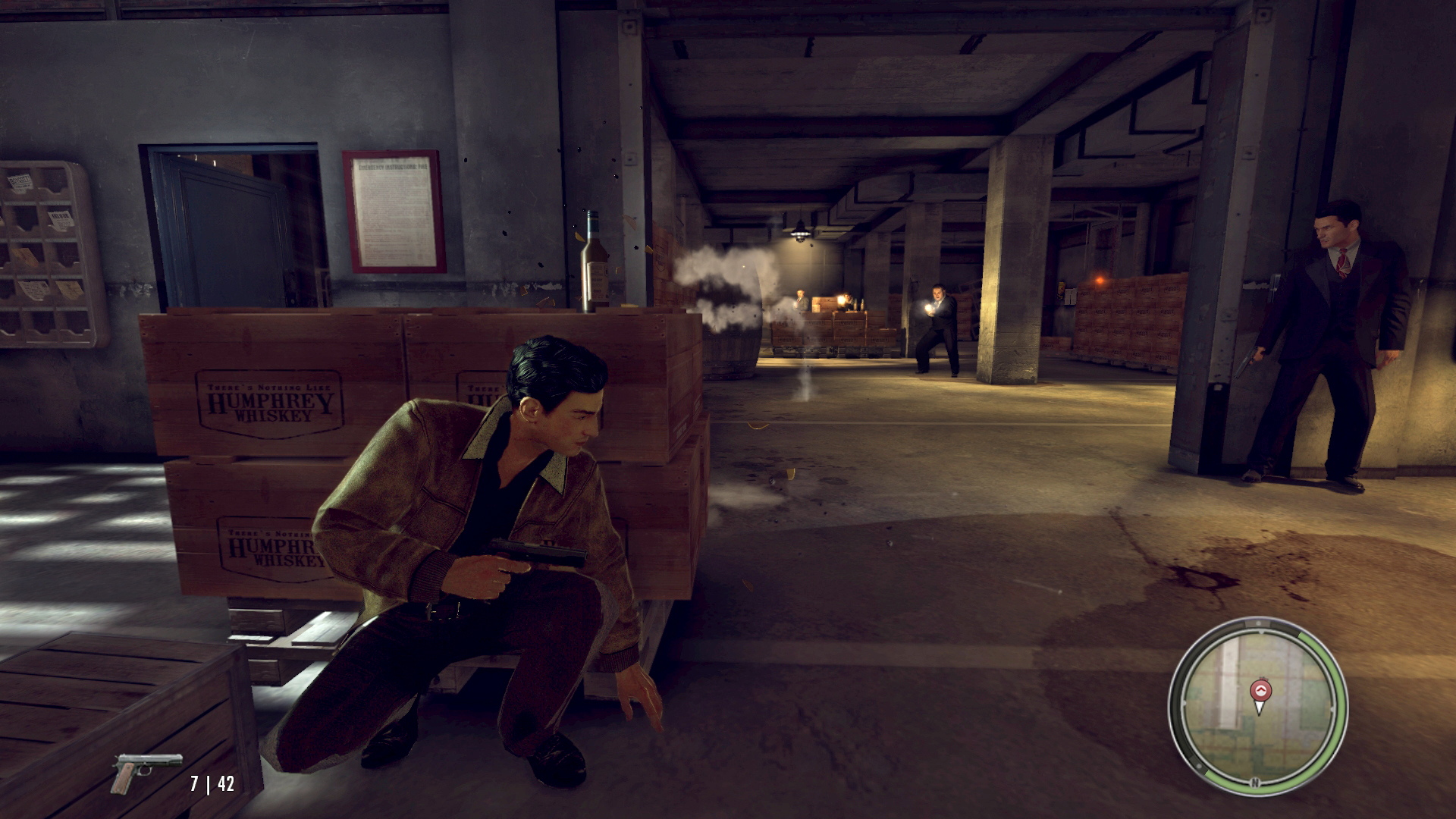 Mafia II Screen 3