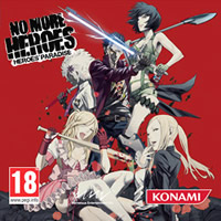 No More Heroes- Heroes Paradise