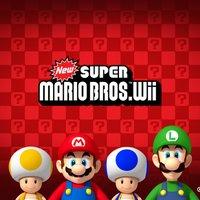 Red New Super Mario Bros
