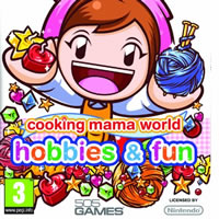 Cooking Mama World Hobbies & Fun