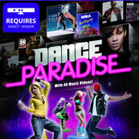 Dance Paradise Xbox 360 Kinect Review Brash Games