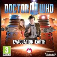 Doctor Who Evacuation Earth