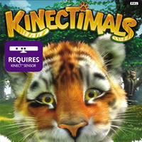 Kinectimals Xbox 360 Kinect Review