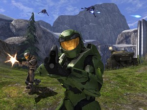 HAL CE 300x225 343 Industries working on Halo: Combat Evolved remake?