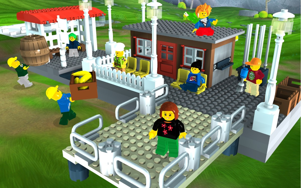 lego home games