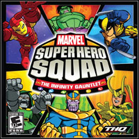 Marvel Super Hero Squad- The Infinity Gauntlet