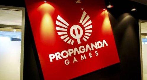 Propaganda Games Logo