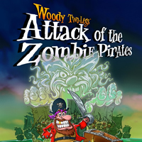 Woody Two-Legs Attack of the Zombie Pirates
