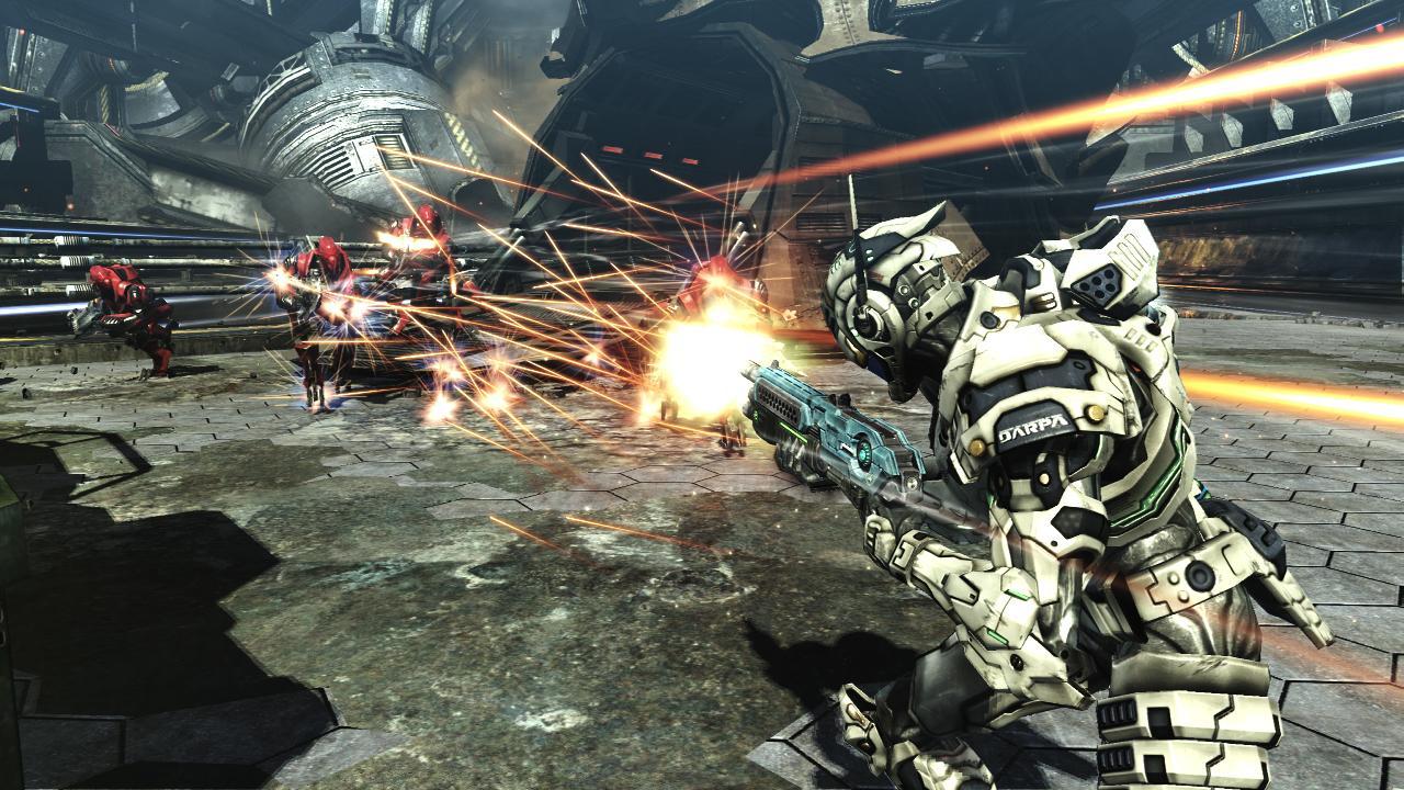 Vanquish – PS3 Review – Brash Games