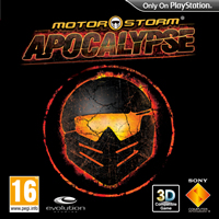 Motorstorm Apocalypse PS3 3D Game