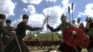 fight 300x168 Mount and Blade: With Fire and Sword  PC Preview