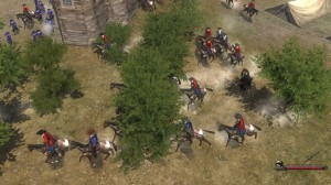horses 300x168 Mount and Blade: With Fire and Sword – PC Preview