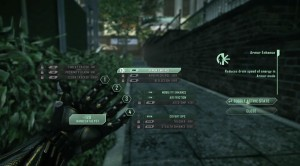 c2 exp3 armorenhance 300x166 Crysis 2 – Xbox 360 Review