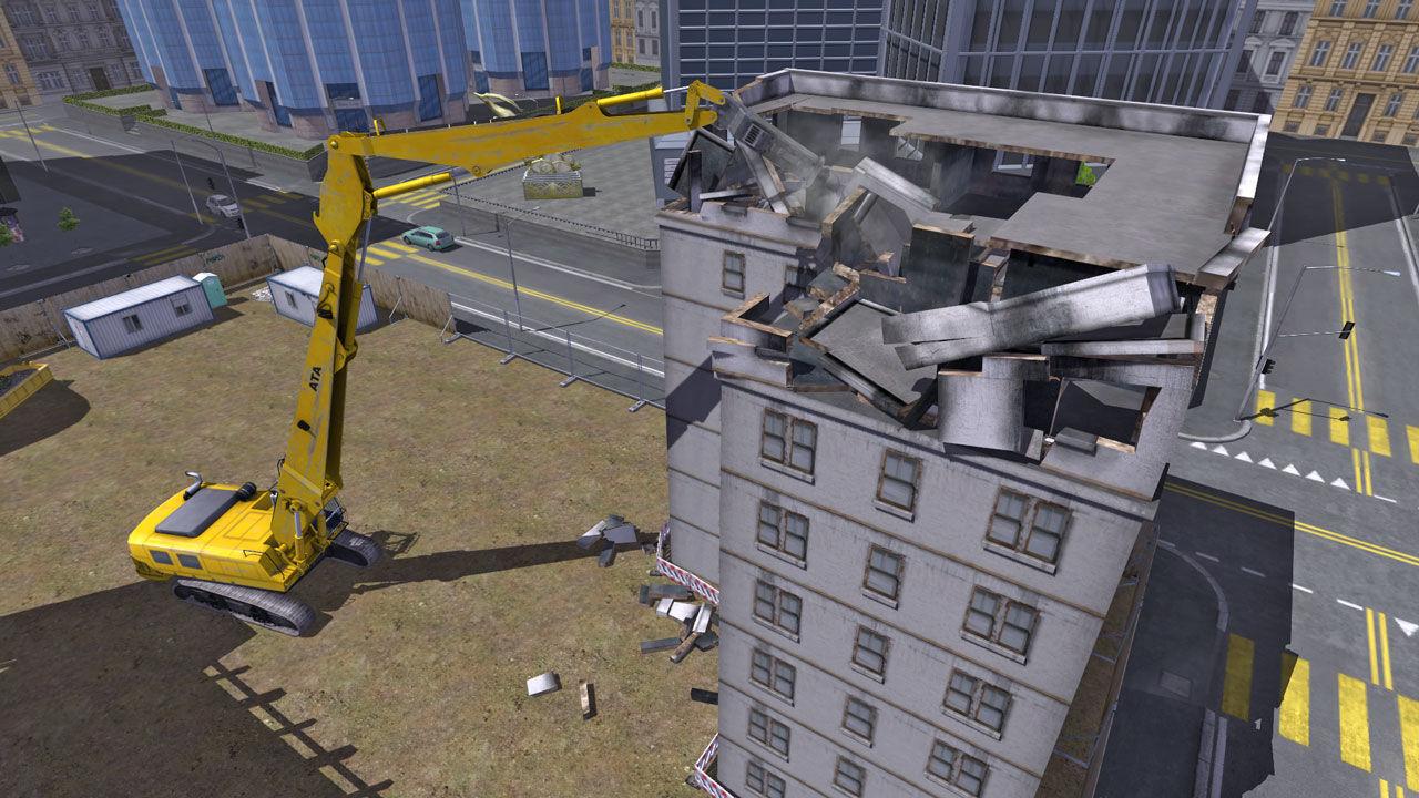 demolition company game
