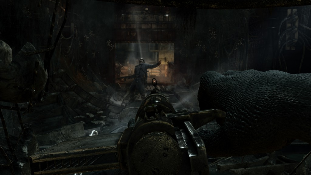 Metro Last Light Screenshot PC PS3 X360 1 1024x576 Metro: Last Light Screenshots – Tokyo Game Show