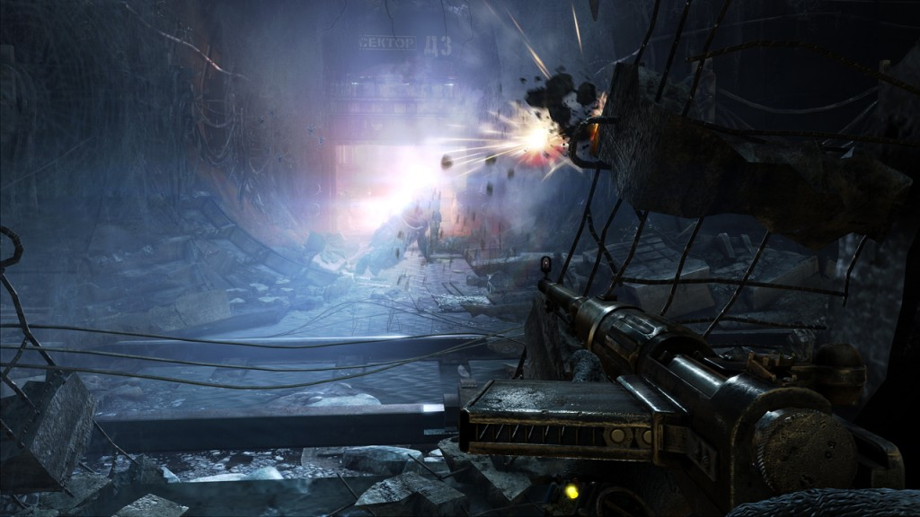Metro Last Light Screenshot PC PS3 X360 4 1024x576 Metro: Last Light Screenshots – Tokyo Game Show