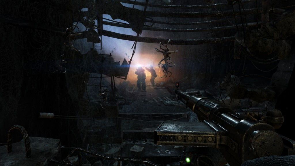 Metro Last Light Screenshot PC PS3 X360 5 1024x576 Metro: Last Light Screenshots – Tokyo Game Show