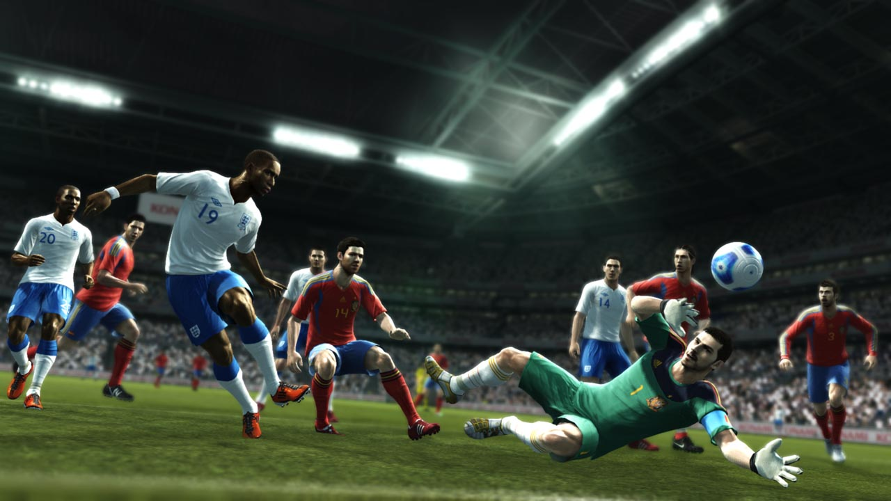 PES 2012 Pro Evolution Soccer Screenshot Xbox 360 PS3 &amp; PC