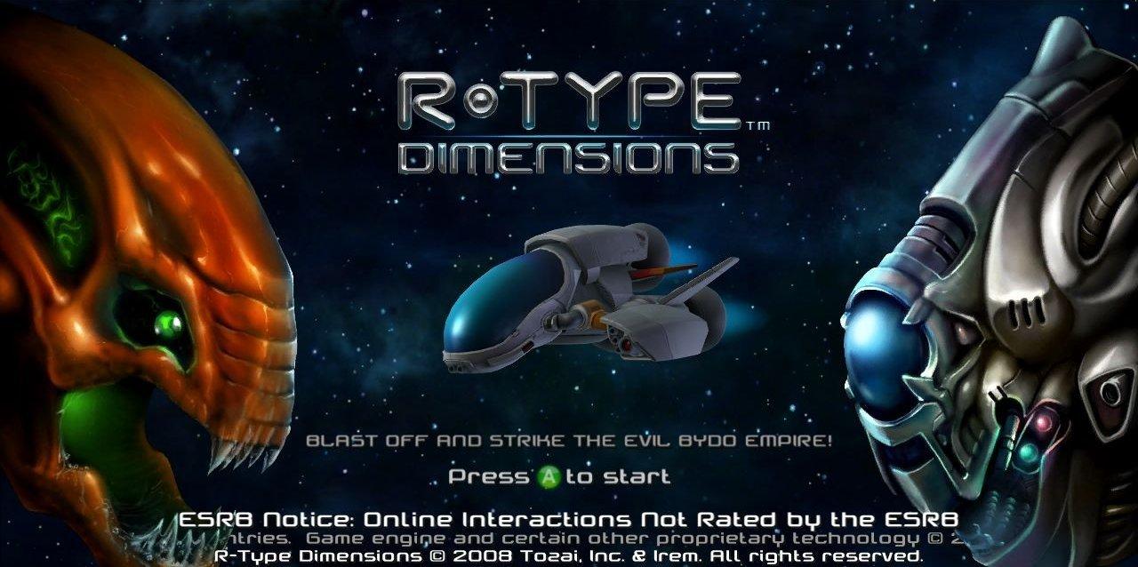 R-Type Dimensions XBLA Screenshot (2)