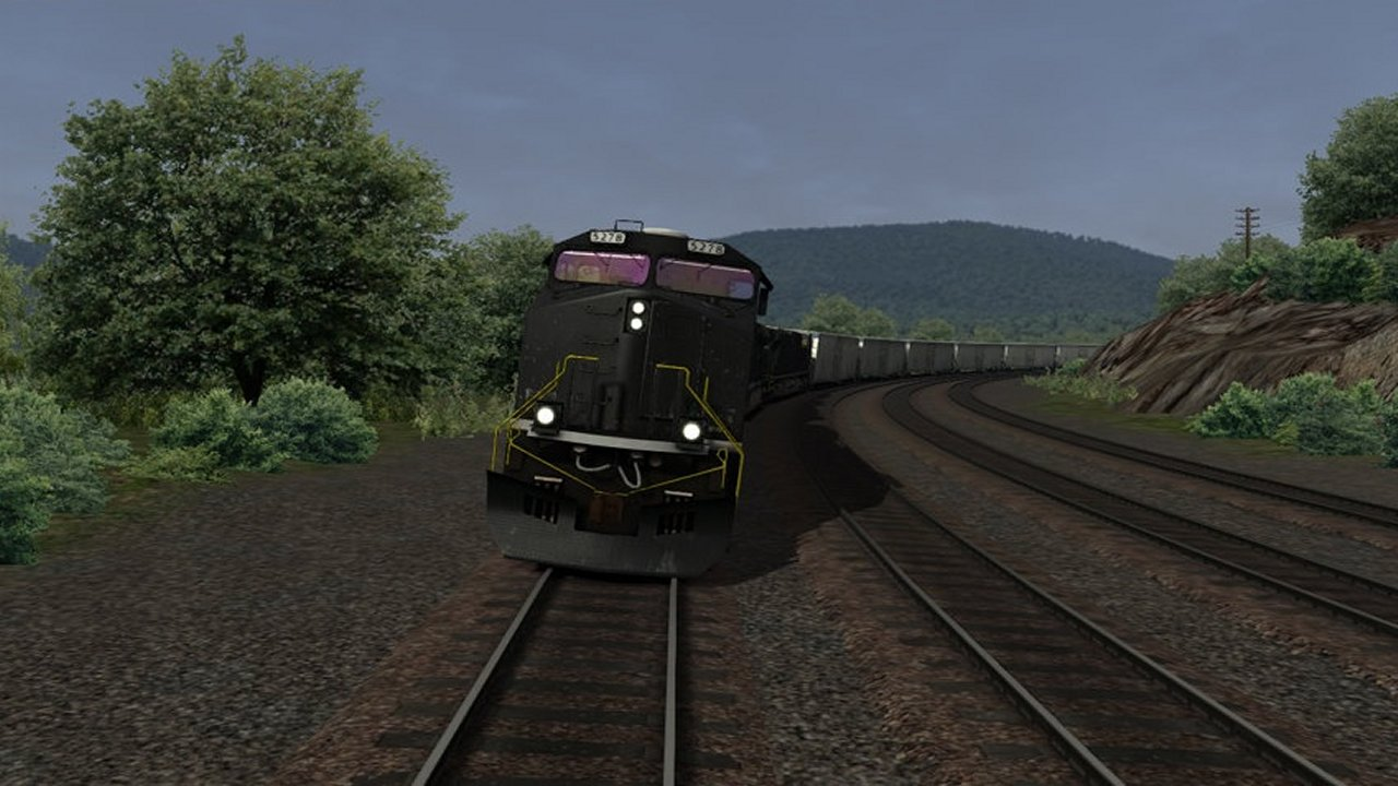 real railway simultor